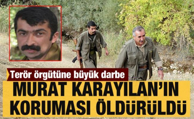Terör örgütüne darbe! Murat Karayılan'ın koruması etkisiz hale getirildi