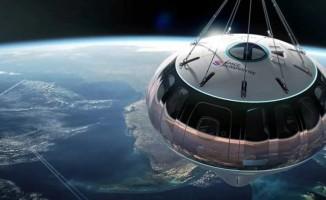 1 milyon liraya kahvaltı dahil uzaya bilet!