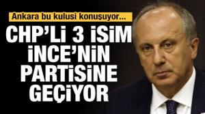 CHP milletvekili Çelebi: 'Muharrem İnce ile görüşüyoruz'