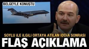 Cumhuriyet gazetesinin Süleyman Soylu iddiasına İçişleri'nden cevap