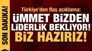 İsrail'den yeni katliam, Türkiye'den açıklama! İslam dünyasına 'biz hazırız' çağrısı