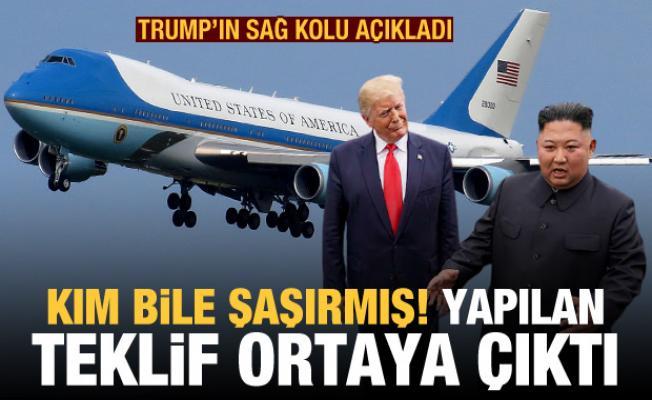 Trump'ın Kim Jong-un'a yaptığı teklif ortaya çıktı! 'Seni eve ben bırakayım'