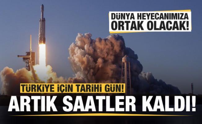 Türkiye için tarihi ana artık saatler kaldı! Peş peşe açıklamalar
