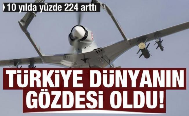 Türkiye tarih yazdı! Türk bayrağı 169 ülkede dalgalandı