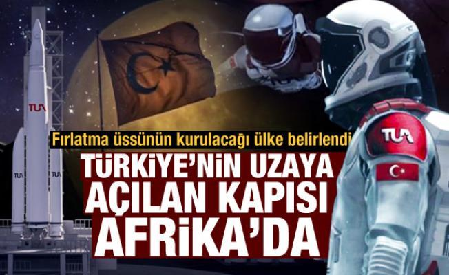 Türkiye uzay roketini Somali'den fırlatacak! Uzay üssü için neden Somali seçildi?