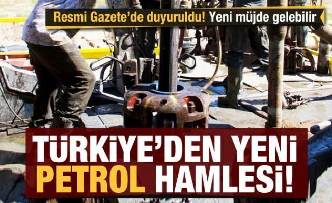 Türkiye'den yeni petrol hamlesi! Yeni müjdeler gelebilir