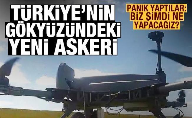Türkiye'nin gökyüzündeki yeni askeri Kargu-2 ABD basınında