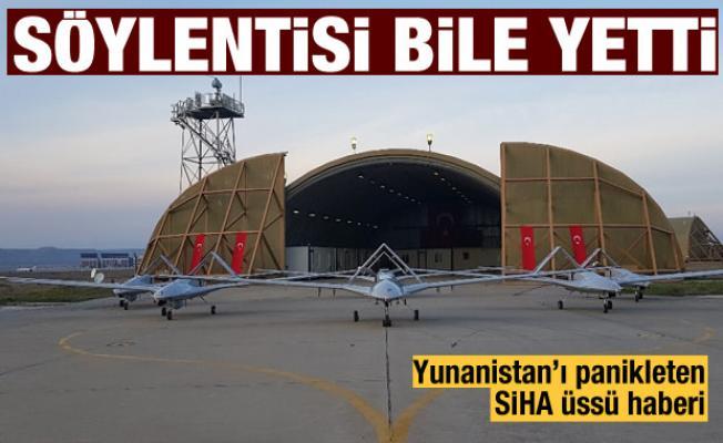 Türkiye'nin KKTC'ye SİHA üssü planı Yunanistan'ı korkuttu