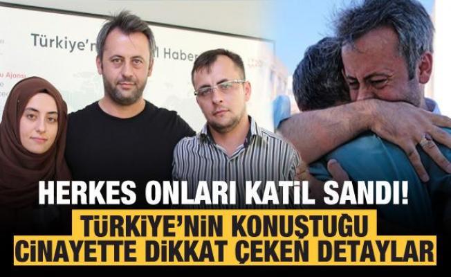 Türkiye'nin konuştuğu Büyükşen cinayeti çözüldü! Dehşete düşüren ayrıntılar ortaya çıktı