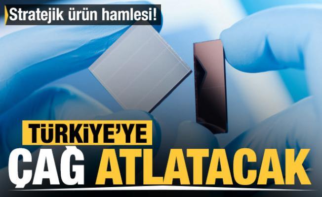 Türkiye'ye çağ atlatacak hamle