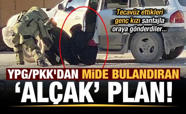 YPG/PKK'dan mide bulandıran alçak plan!