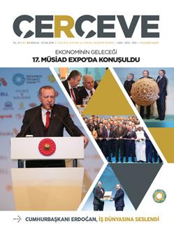 ÇERÇEVE DERGİSİ