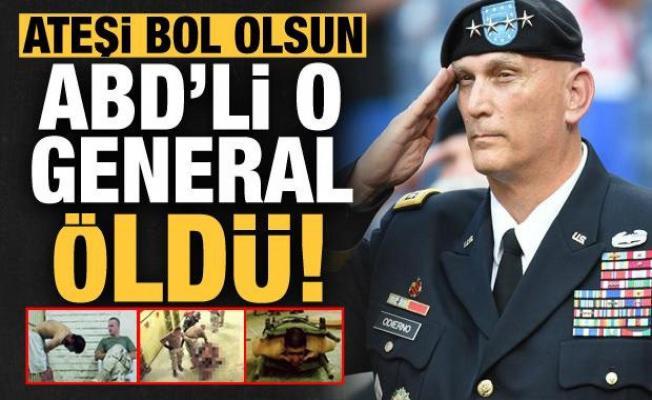 ABD'nin Kara Kuvvetleri eski Komutanı