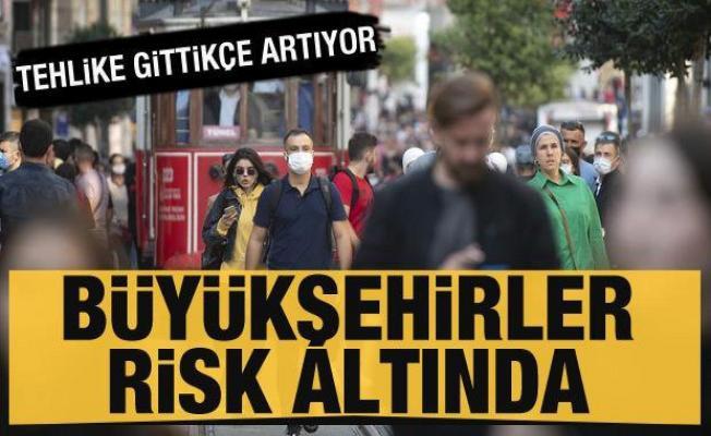 Büyükşehirler için susuzluk riski! Tehlike her geçen gün artıyor