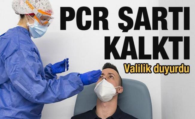Eskişehir'de öğrencilere PCR testi zorunluluğu kalktı