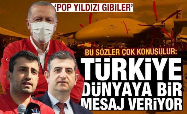 Hollanda kamu kuruluşu NOS: Türkiye dünyaya SİHA'lar üzerinden bir mesaj veriyor
