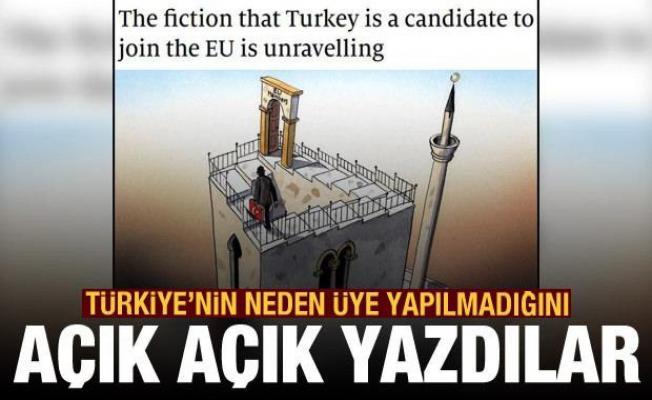 İşte sebebi! The Economist, Avrupa'nın Türkiye'yi neden AB üyesi yapmadığını yazdı