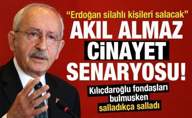 Kılıçdaroğlu'ndan Sözcü ve Karar'a skandal röportaj: Ellerine silah almazlarsa...