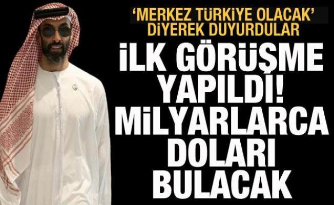'Merkez Türkiye olacak' diyerek duyurdular: Milyarlarca doları bulacak