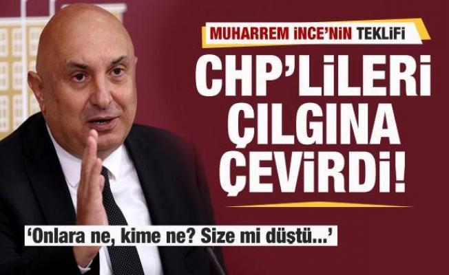 Muharrem İnce'nin Akşener, Kılıçdaroğlu çıkışı CHP'lileri kızdırdı! Onlara ne, kime ne?
