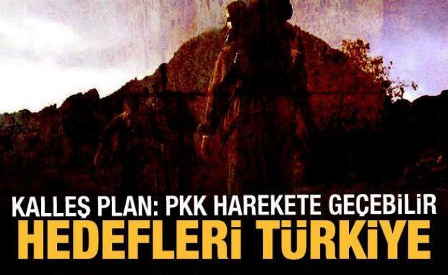 PKK/YPG'den kalleş plan: Türkiye'yi karalamak için kiliseleri hedef alabilirler