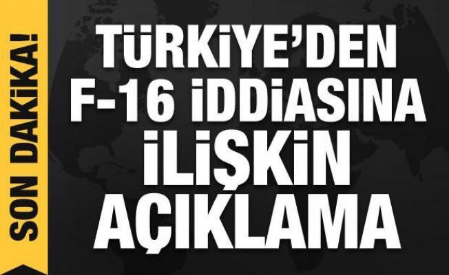Reuters'ın 'Türkiye 40 adet F-16 alımı için ABD'ye başvurdu' haberine yalanlama