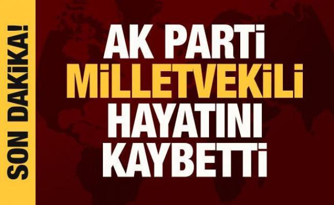 Son Dakika: AK Parti İstanbul Milletvekili İsmet Uçma Hakk'a yürüdü