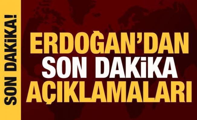 Son Dakika: Cumhurbaşkanı Erdoğan Adana Lezzet Festivali'nde konuşuyor
