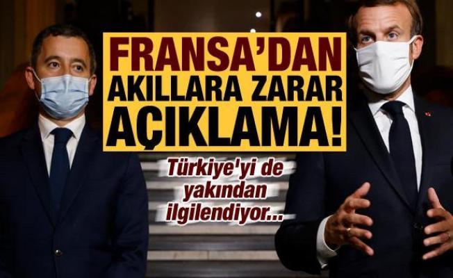 Son dakika: Fransa'dan akıllara zarar açıklama! Türkiye'yi de yakından ilgilendiyor...