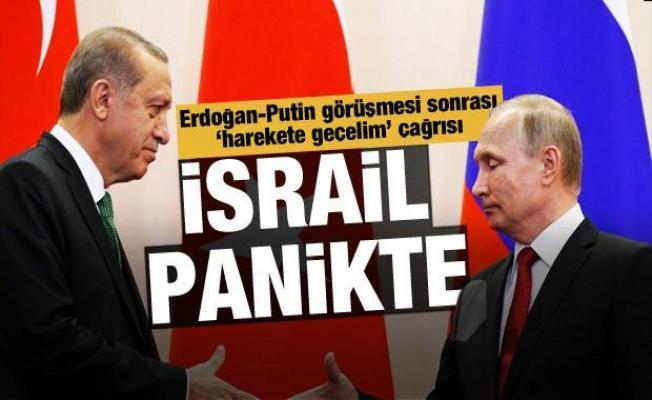 Türkiye-Rusya yakınlaşması İsrail'i endişelendirdi